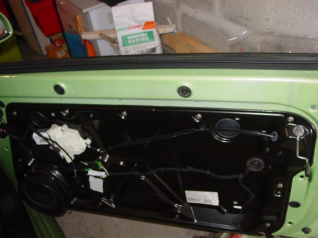 VW Beetle Lève Vitre Réparation Moteur Support Avant Droite Côté Conducteur